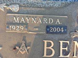 Maynard Alonzo Benson