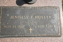 Jenness P. Holley