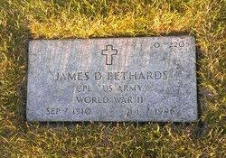 James D Bethards