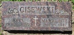 John P Cisewski