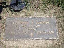 Darrell F. Lubahn