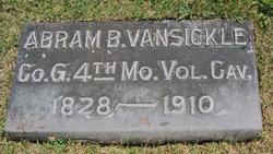 Abram Borce Van Sickle