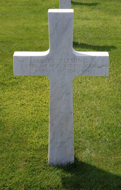 """CPL Henry Alfred """"Harry"""" Fleming"""