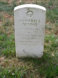 Edward S Dennis