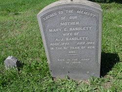 Mary E. Randlett