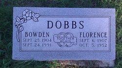 Florence Elnora <I>Ferrell</I> Dobbs