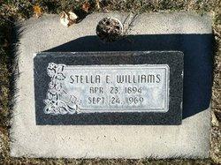 Stella Elizabeth <I>Taylor</I> Williams