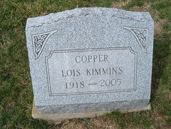 Lois I. <I>Kimmins</I> Copper