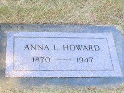 "Hannah Louisa ""Anna"" <I>Clegg</I> Howard"