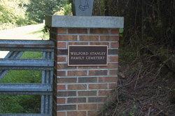 Welford Stanley Cemetery
