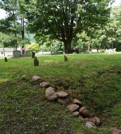Sholes Family Cemetery at Middle River
