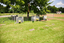 Carlyle Pate Family Cemetery