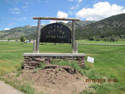 Etna Alpine Cemetery