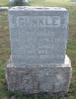 Emily <I>Gooch</I> Gunkle