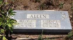 Eugene Franklin Allen