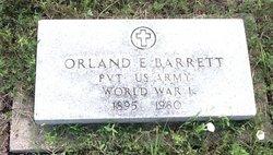Orland E. Barrett