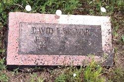 David F. Brewer