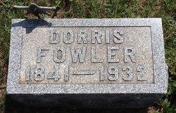 Dorris Morgan Fowler