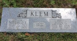 John G. Klem