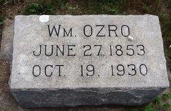 William Ozro Mount