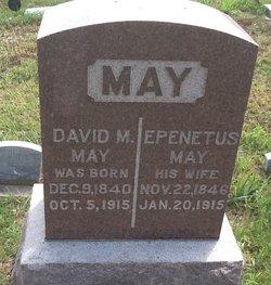 David M. May