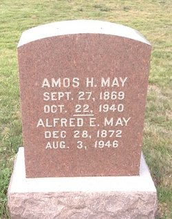 Amos H. May