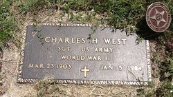 Sgt Charles H. West