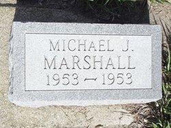 Michael John Marshall