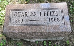 Charles John Felts