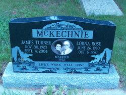 James Turner McKechnie