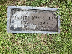 Martin Homer Cupp