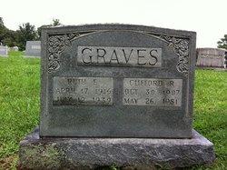 Ruth Evelyn <I>Capps</I> Graves