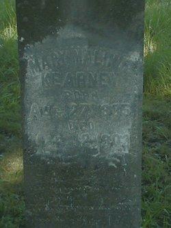 Mary Malinda <I>Patterson</I> Kearney