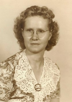 Mary Lee <I>Terral</I> Cleveland