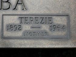 "Terezie ""Theresa"" <I>Janoch</I> Chudoba"