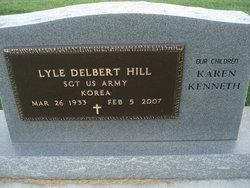 Lyle Delbert 'Dell' Hill