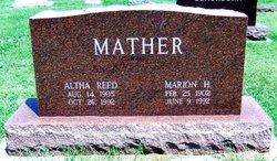 Marion Harvey Mather