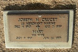 Joseph M Crucet