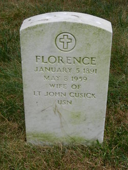 Florence Cusick