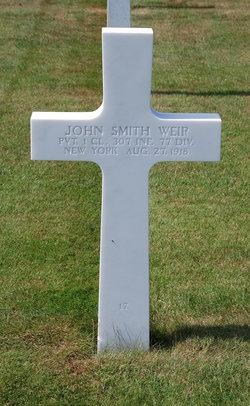 PVT 1CL John Smith Weir
