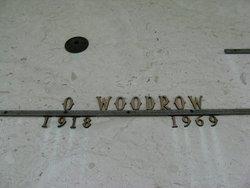 Olney Woodrow Foster