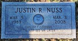 Justin Robert Nabe-Nuss