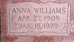 Anna Eliza <I>Williams</I> Peay