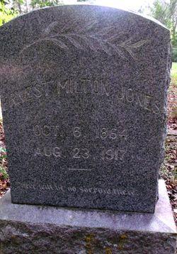Ernest Milton Jones