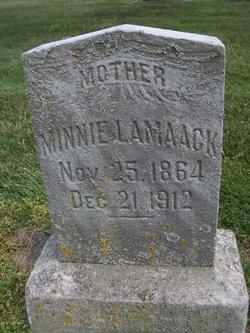 Minnie <I>Schaffer</I> LaMaack
