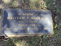 Malvern Palmer Harris, Jr