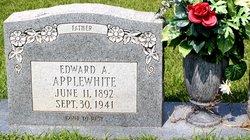 Edward Alton Applewhite