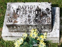 David A. Applewhite