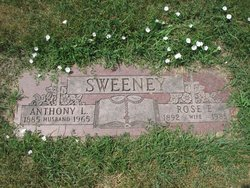 Rose E. <I>Pluth</I> Sweeney