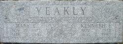 Kenneth Elijah Yeakly